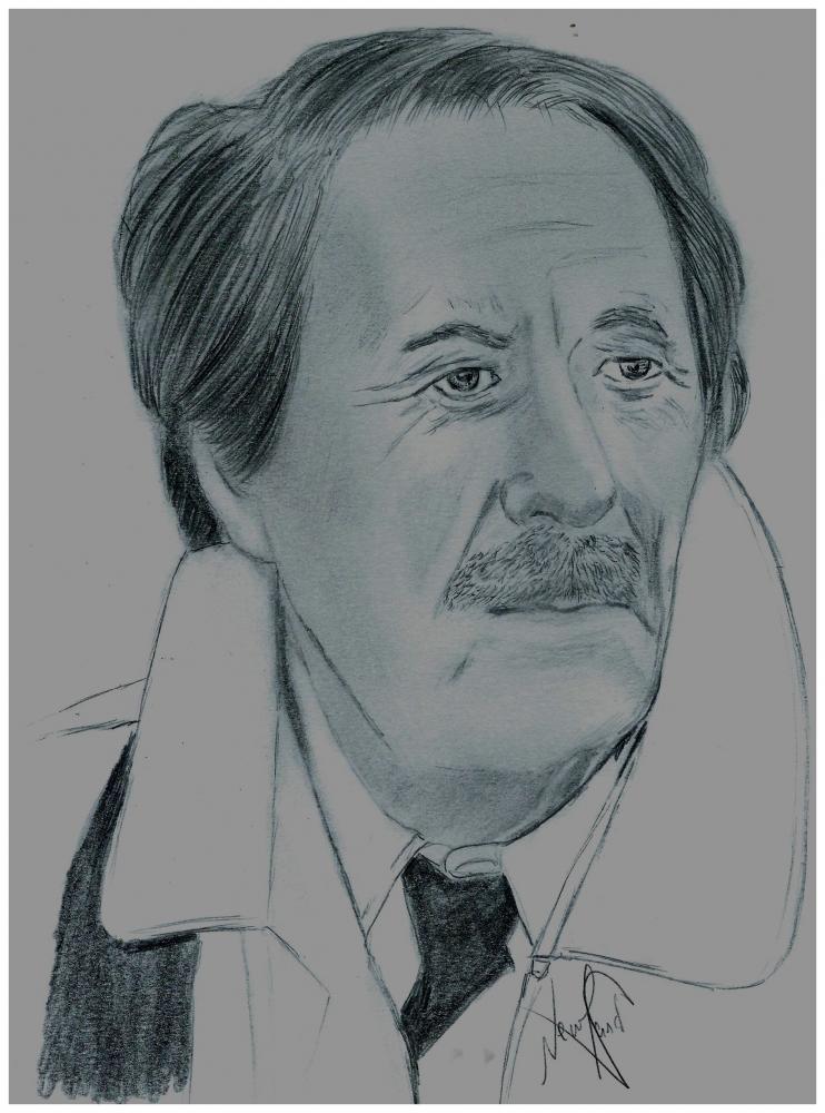 Jean Rochefort by jinsei